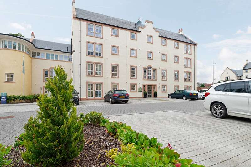 1 Bedroom Apartment Flat for sale in The Walled Gardens, Abbey Park Avenue, St. Andrews, KY16 9JW