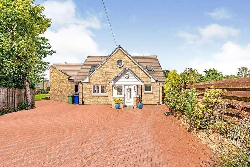 3 Bedrooms Detached House for sale in Glen Road, Torwood, FK5