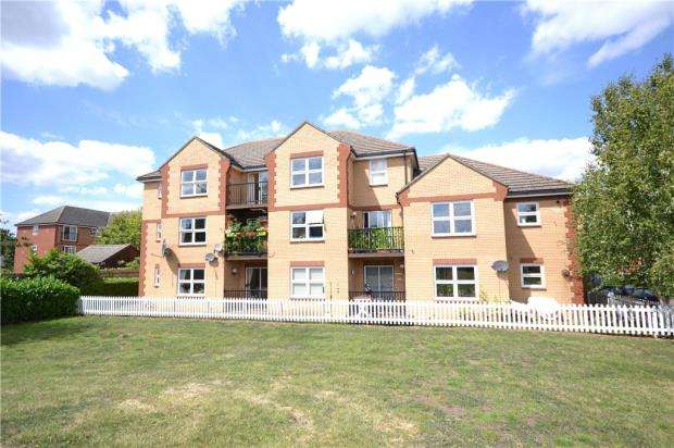 2 Bedrooms Apartment Flat for sale in College Fields, Woodhead Drive, Cambridge