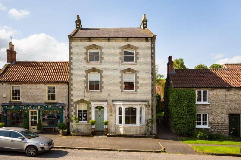 6 Bedrooms Town House for sale in Hovingham Country House & Digger Cottage, Park Street, Hovingham, York, YO62 4JZ