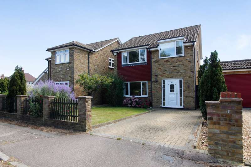 3 Bedrooms Detached House for sale in Long Lane, Rickmansworth