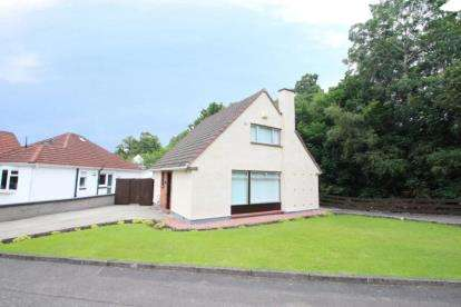 3 Bedrooms Detached House for sale in Larkfield Road, Lenzie, Kirkintilloch, Glasgow