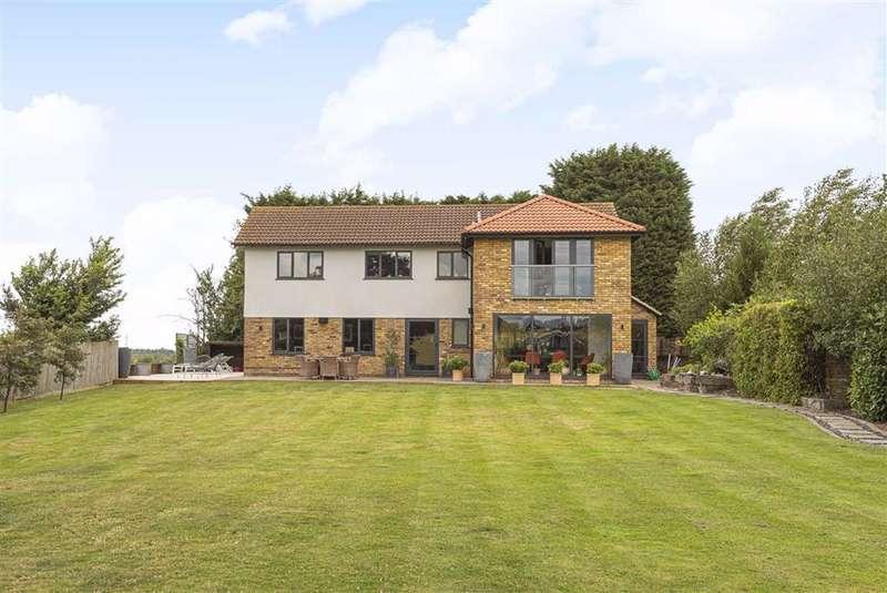 4 Bedrooms Detached House for sale in Bentley Heath Lane, Bentley Heath, Hertfordshire