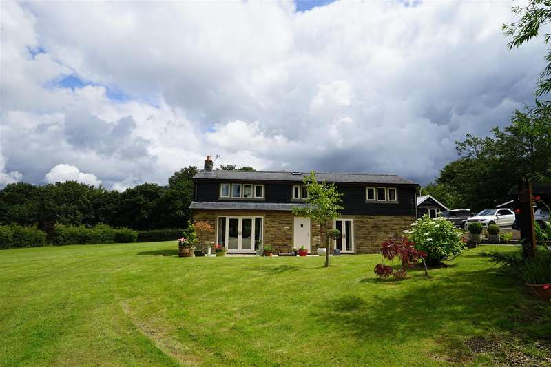 4 Bedrooms Farm House Character Property for sale in New Road, Anderton, Chorley