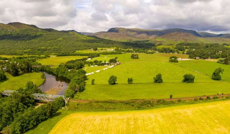 Farm Commercial for sale in Land at Newtonmore, Newtonmore, Highland, PH20