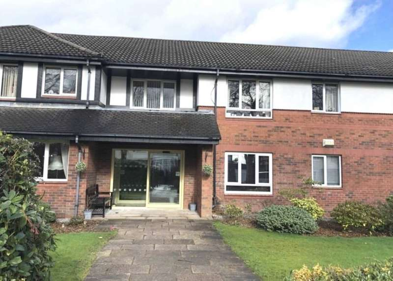 2 Bedrooms Apartment Flat for sale in Rydal Court, Bolton