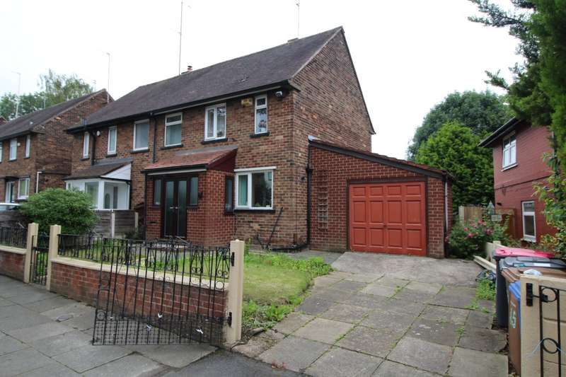2 Bedrooms Semi Detached House for sale in Eccles Old Road, Salford, Greater Manchester, M6