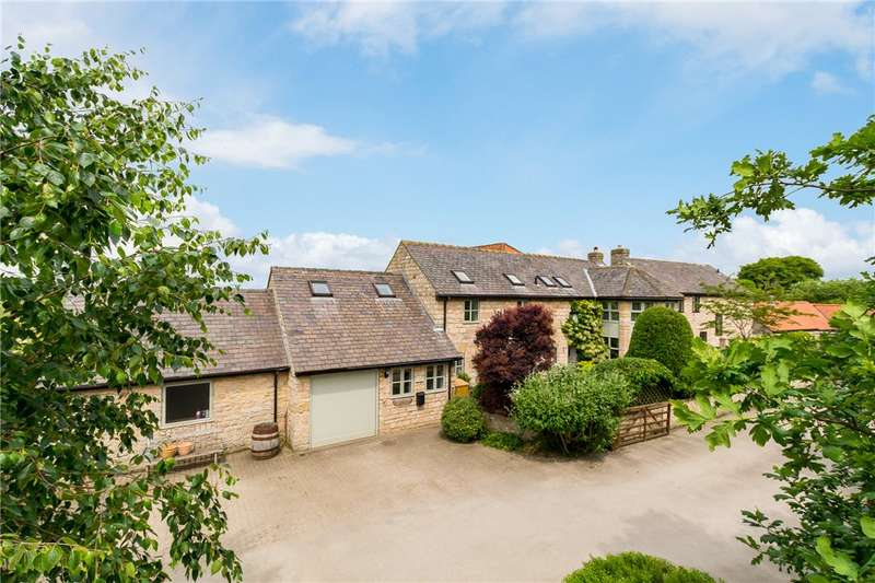 4 Bedrooms Unique Property for sale in Croft Lane, Newton Kyme, Tadcaster