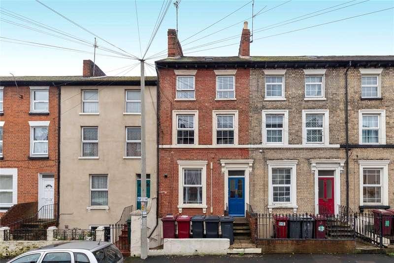 5 Bedrooms Terraced House for sale in Zinzan Street, Reading, Berkshire, RG1