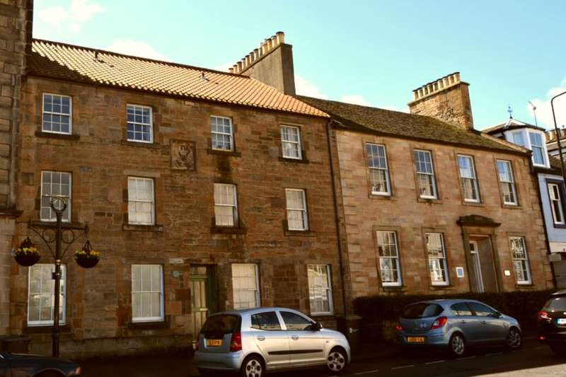 1 Bedroom Flat for rent in High Street, Linlithgow, EH49