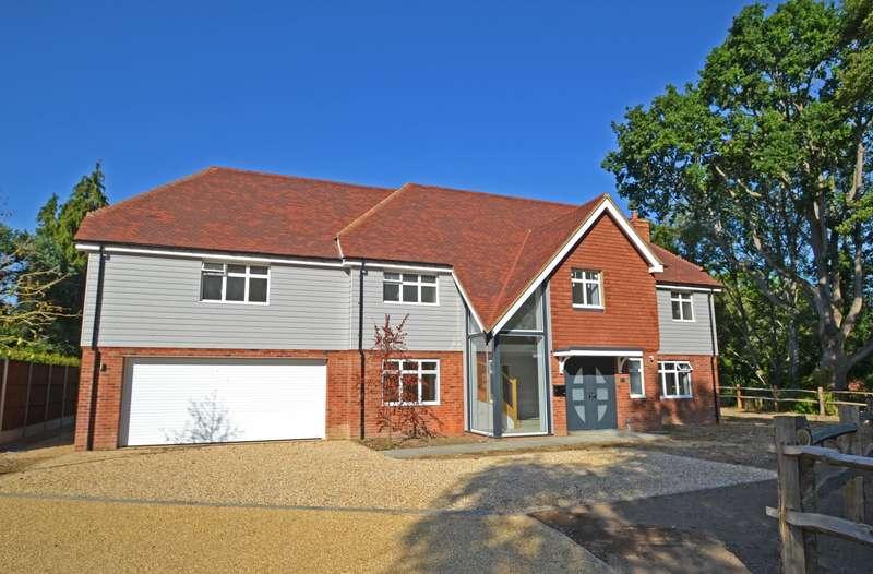 5 Bedrooms Detached House for sale in West Chiltington Road, West Chiltington, RH20