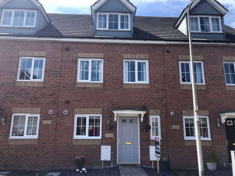 3 Bedrooms Town House for sale in Parc Y Garreg, Kidwelly