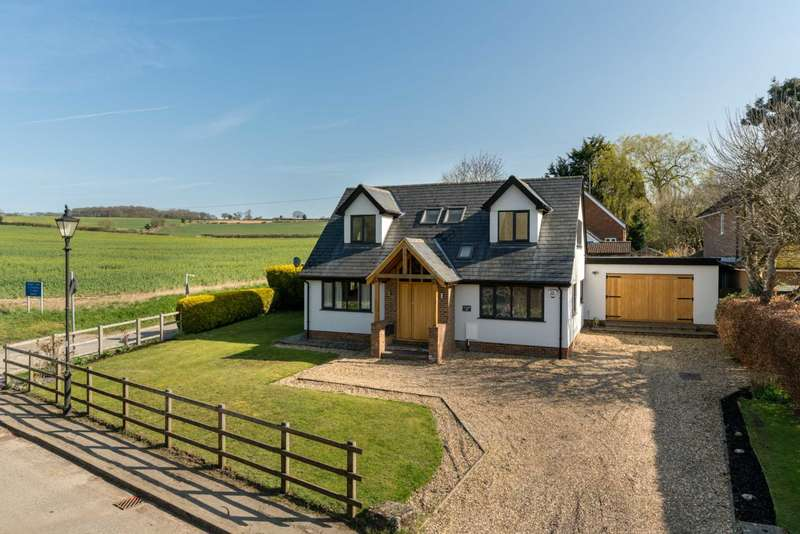 3 Bedrooms Detached House for sale in OUTSTANDING DETACHED WITH STUNNING VIEWS IN PICCOTTS END