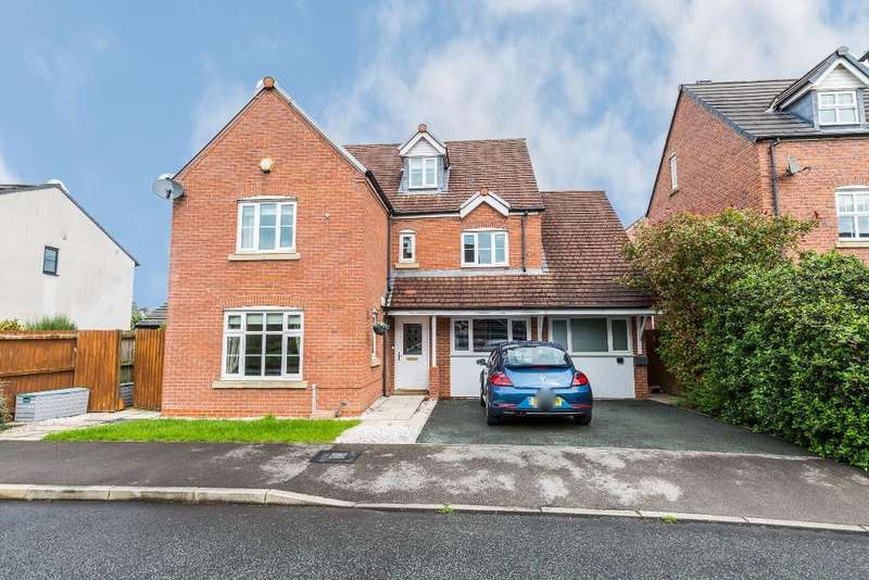 5 Bedrooms Detached House for sale in Nightingale Way, Catterall, PR3 1TQ