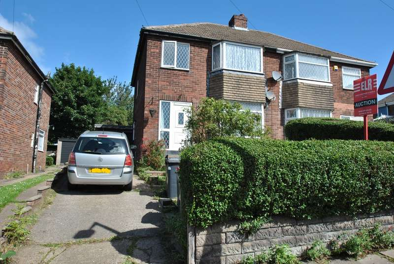 3 Bedrooms Semi Detached House for sale in West Hill, Kimberworth