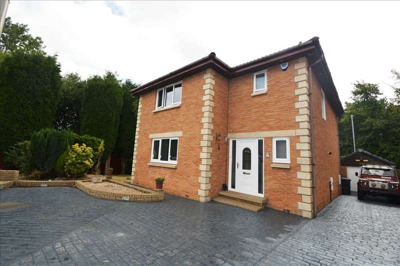 3 Bedrooms Detached House for sale in Warwick Grove, Hamilton