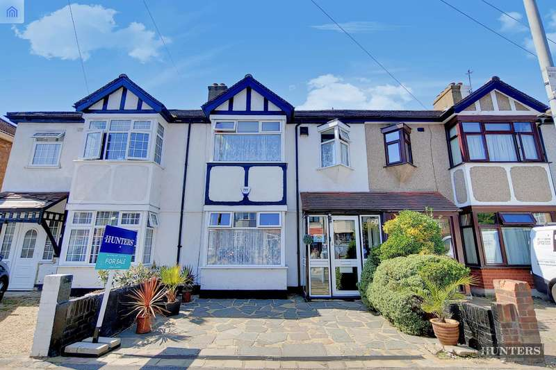3 Bedrooms Terraced House for sale in Glendale Avenue, Chadwell Heath, RM6