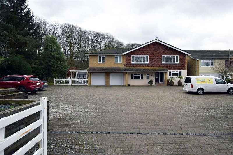 6 Bedrooms Detached House for sale in Mierscourt Road, Rainham, Gillingham