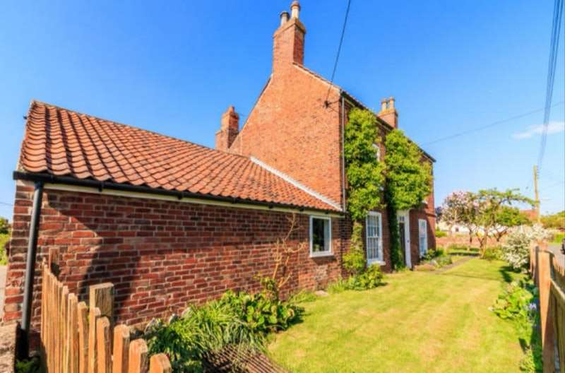 5 Bedrooms Detached House for sale in High Street, Upton, Gainsborough, Lincolnshire, DN21