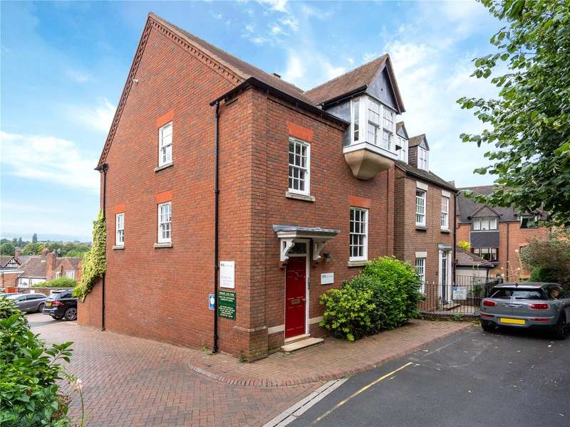 Office Commercial for sale in 25A St. Leonards Close, Bridgnorth, Shropshire, WV16 4EJ