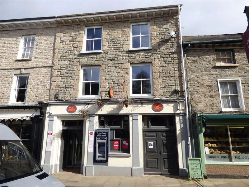 3 Bedrooms Terraced House for sale in 3 High Town, Hay-on-Wye, Hereford, Powys, HR3 5AE