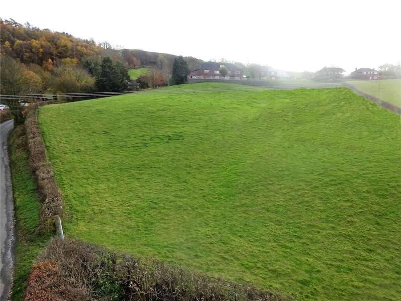 Land Commercial for sale in Upper Dolfor Road, Newtown, Powys, SY16 3AD