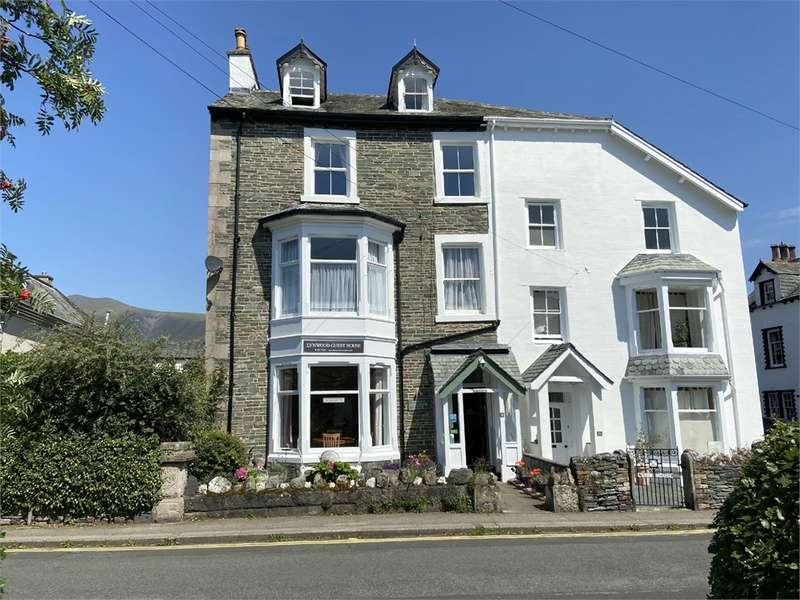 10 Bedrooms Commercial Property for sale in Lynwood Guest House, 12 Ambleside Road, KESWICK, Cumbria