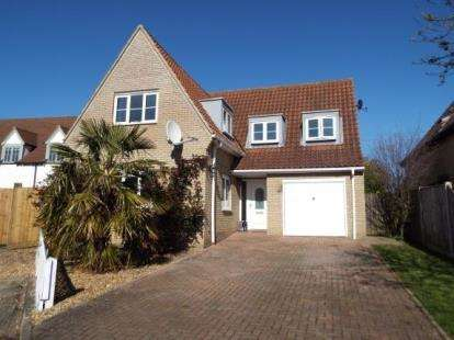 3 Bedrooms Detached House for sale in Prickwillow, Ely, Cambridgeshire