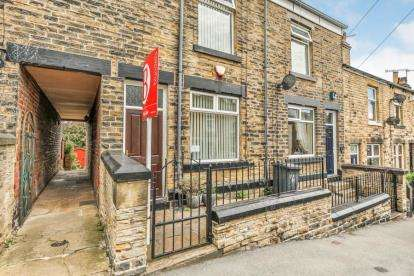 3 Bedrooms Terraced House for sale in Wood Road, Sheffield, South Yorkshire