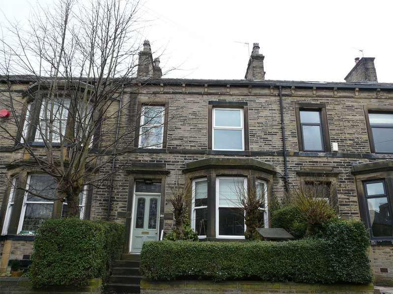 4 Bedrooms Terraced House for rent in Heath Park Avenue, Savile Park, Halifax, West Yorkshire, HX1