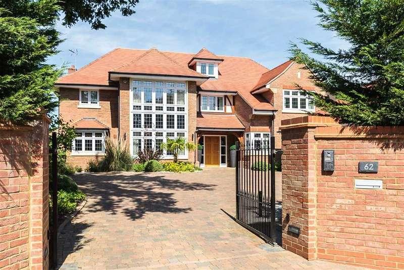 5 Bedrooms Detached House for sale in Aldenham Avenue, Radlett, Hertfordshire