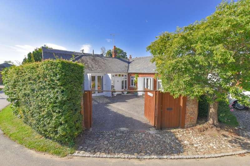 2 Bedrooms Detached Bungalow for sale in Beslyns Stable, Beslyns Road, Great Bardfield, BRAINTREE