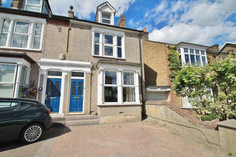 4 Bedrooms Semi Detached House for sale in Whitehill Road, Gravesend, DA12 5PE