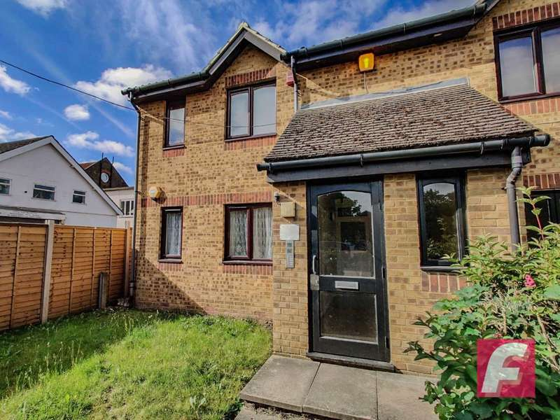 1 Bedroom Apartment Flat for sale in Southwold Road, Watford, WD24