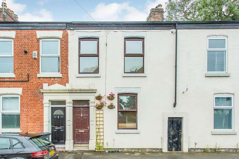 3 Bedrooms House for sale in Lark Hill Street, Preston, Lancashire, PR1