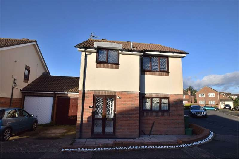3 Bedrooms Detached House for rent in Sorrel Drive, Langney, East Sussex