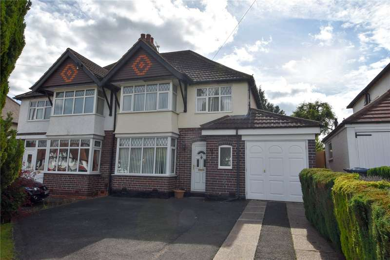 3 Bedrooms Semi Detached House for sale in Tessall Lane, Northfield, Birmingham, B31