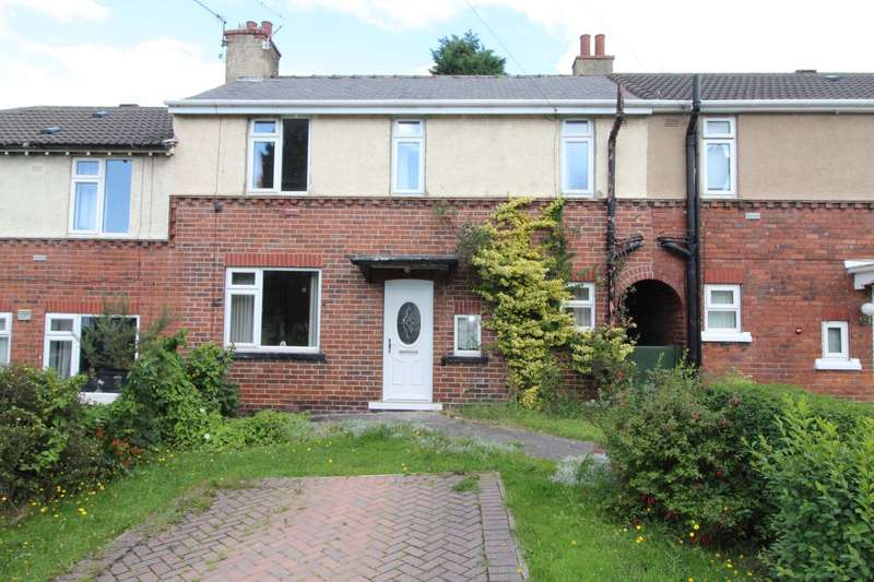 3 Bedrooms House for sale in Firth Street, Greasbrough, Rotherham, South Yorkshire, S61