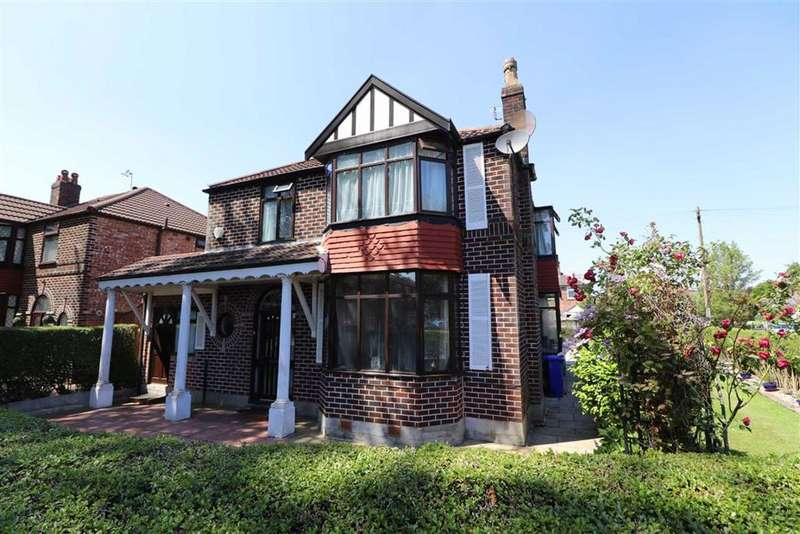 4 Bedrooms Detached House for sale in Manchester Road, Whalley Range, Manchester, M16