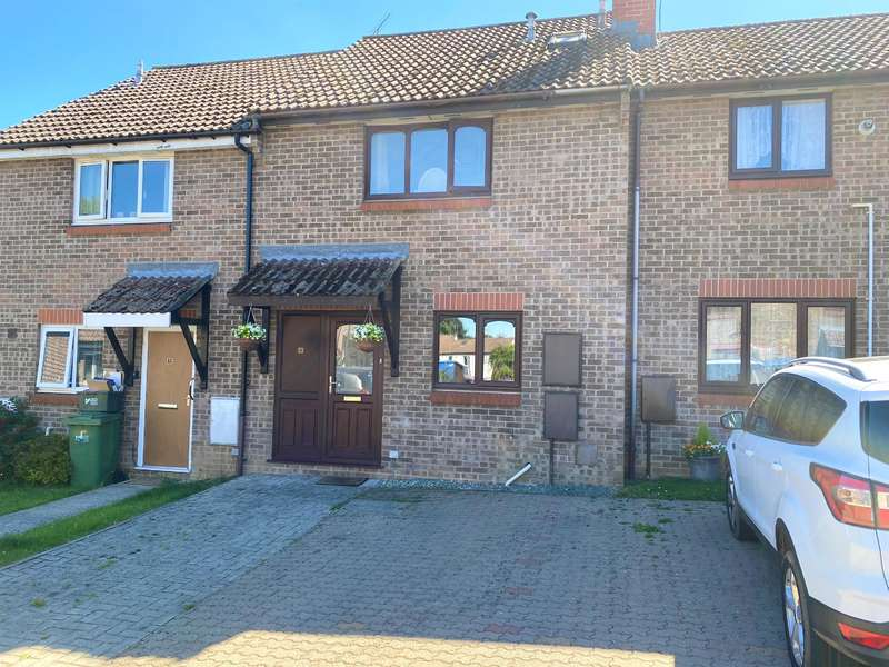2 Bedrooms Terraced House for sale in May Evans Close, Cam, Dursley, GL11 5UX