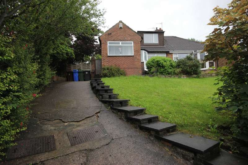 3 Bedrooms Semi Detached House for sale in Regent Drive, Mossley
