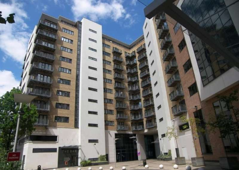 2 Bedrooms Apartment Flat for sale in Apartment 508, The Bar, St James Gate, Newcastle Upon Tyne, Tyne And Wear