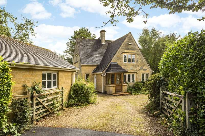 4 Bedrooms Detached House for sale in Hambutts Mead, Painswick, Stroud, Gloucestershire, GL6