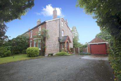 5 Bedrooms Semi Detached House for sale in Nursery Lane, Wilmslow, Cheshire, .