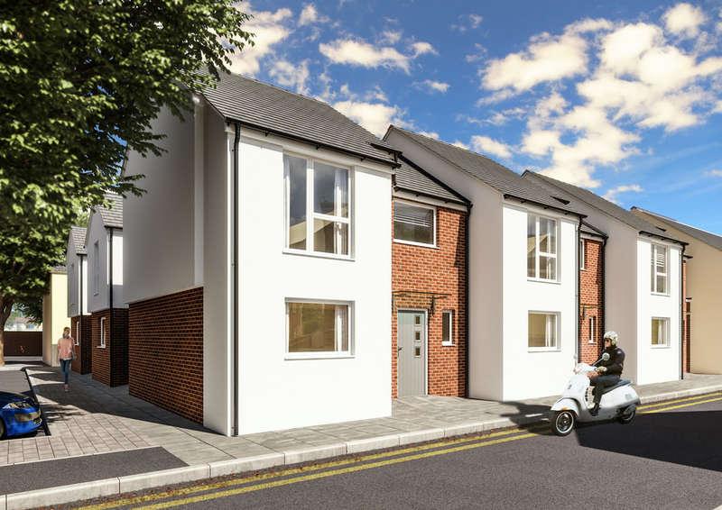 2 Bedrooms End Of Terrace House for sale in Sherborne Street, Cheltenham GL52 2JY