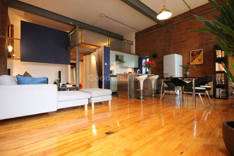 2 Bedrooms Apartment Flat for sale in Britannia Mills, Hulme Hall Road, Castlefield