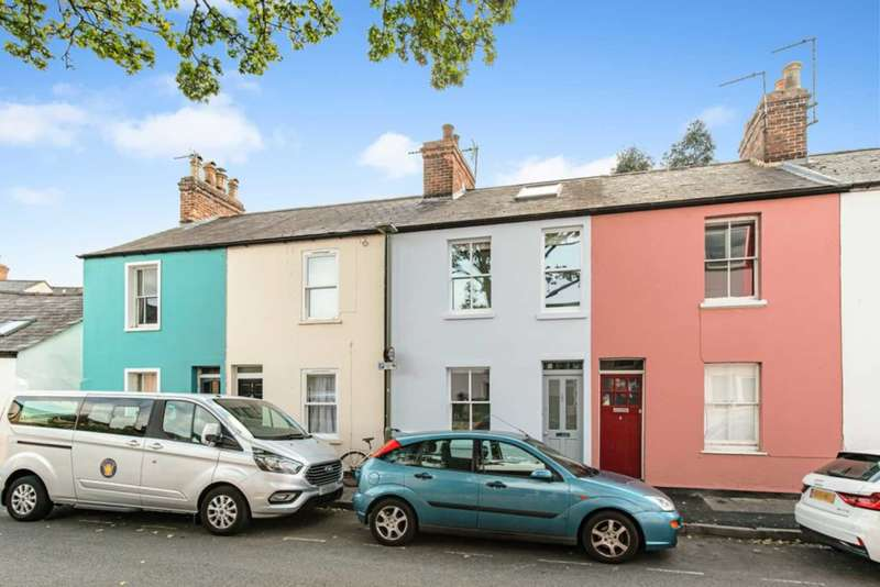 5 Bedrooms Terraced House for rent in Circus Street, East Oxford **Student Property 2021**