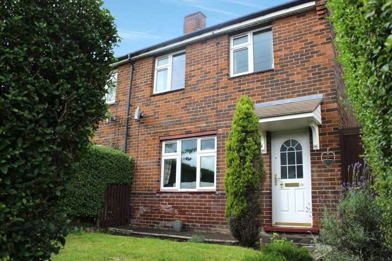 2 Bedrooms Semi Detached House for sale in Mora Avenue