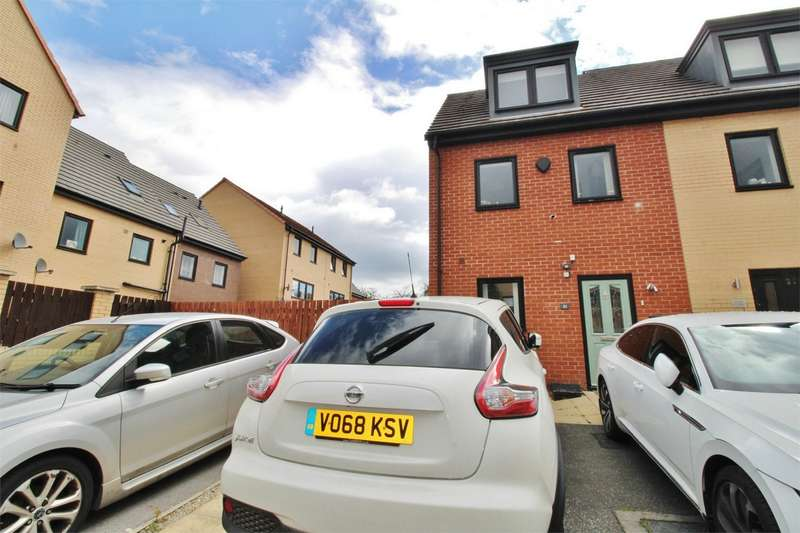 3 Bedrooms End Of Terrace House for sale in Stables Way, Wath-upon-Dearne, ROTHERHAM, South Yorkshire