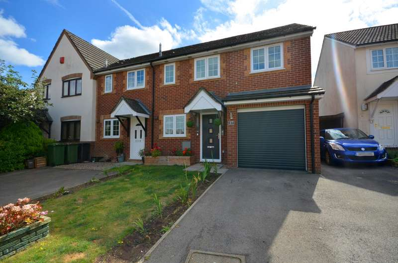 3 Bedrooms House for sale in Cheltenham Gardens, Hedge End, Southampton, SO30